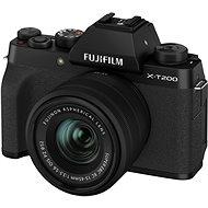 Fujifilm X-T200 + 15-45 mm černý - Digitálny fotoaparát