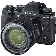 Fujifilm X-T3 + 16-80 mm černý - Digitálny fotoaparát