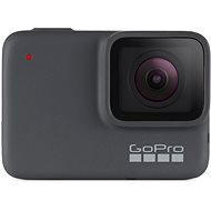 GOPRO HERO7 Silver - Digital Camcorder