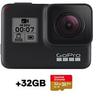 GOPRO HERO7 Black + SD karta 32GB - Outdoorová kamera
