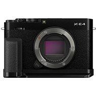 Fujifilm X-E4 telo + Accessories Kit čierny - Digitálny fotoaparát