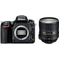Nikon D750 + Objektív 24-85 AF-S VR - Digitálny fotoaparát