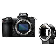 Nikon Z6 + FTZ adaptér - Digitálny fotoaparát