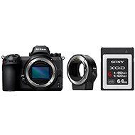 Nikon Z6 + FTZ adaptér + 64GB XQD karta - Digitálny fotoaparát