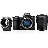 Nikon Z6 + 24–70 mm + FTZ adaptér - Digitálny fotoaparát