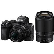 Nikon Z50 + 16–50 mm + 50–250 mm - Digitálny fotoaparát