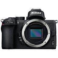 Nikon Z50 + FTZ adaptér - Digitálny fotoaparát