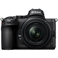 Nikon Z5 + 24-50 mm + FTZ adaptér - Digitálny fotoaparát