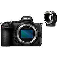 Nikon Z5 + FTZ adaptér - Digitálny fotoaparát
