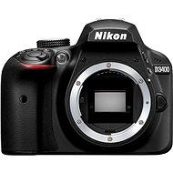 Nikon D3400 telo - Digitálny fotoaparát