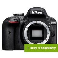 Nikon D3400 - Digitálna zrkadlovka