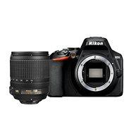Nikon D3500 čierny + 18 – 105 mm VR - Digitálny fotoaparát
