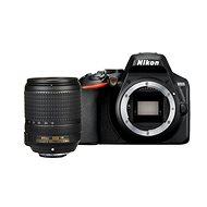Nikon D3500 čierny + 18 – 140 mm VR - Digitálny fotoaparát