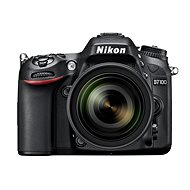 Nikon D7100 čierny + objektív 18-105 AF-S DX VR - Digitálna zrkadlovka