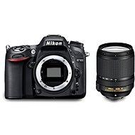 Nikon D7100 čierny + objektív 18-140 AF-S DX VR - Digitálna zrkadlovka