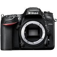 Nikon D7200 čierne telo - Digitálny fotoaparát