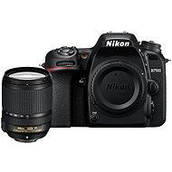 Nikon D7500 čierny + objektív 18-140 mm VR - Digitálny fotoaparát