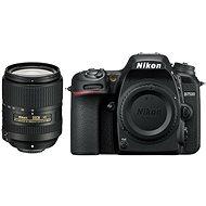 Nikon D7500 čierny + objektív 18–300 mm VR f/6,3