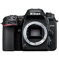 Nikon D7500 - Digitálna zrkadlovka