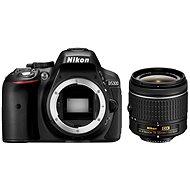 Nikon D5300 + Objektív 18–55 AF-P - Digitálny fotoaparát