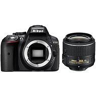 Nikon D5300 + Objektív 18-55 AF-S DX VR II - Digitálna zrkadlovka