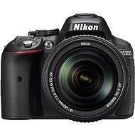 Nikon D5300 + Objektív 18 – 140 AF-S VR