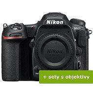 Nikon D500 - Digitálna zrkadlovka
