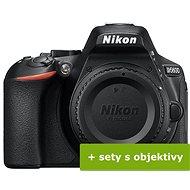 Nikon D5600 - Digitálna zrkadlovka