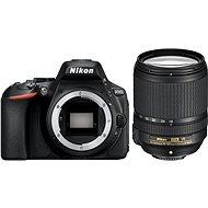 Nikon D5600 + 18–140 mm f/3,5–5,6 VR - Digitálny fotoaparát