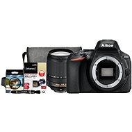 Nikon D5600 + 18–140 mm F3.5–5.6 VR + Nikon Starter Kit - Digitálny fotoaparát