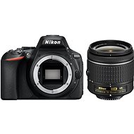 Nikon D5600 + 18–55 mm AF-P VR Kit - Digitálny fotoaparát