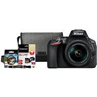 Nikon D5600 + 18–55 mm AF-P VR Kit + Nikon Starter Kit - Digitálny fotoaparát