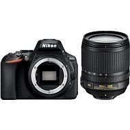 Nikon D5600 + 18–105 mm VR - Digitálny fotoaparát