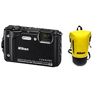 Nikon COOLPIX W300 čierny Holiday Kit