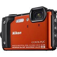 Nikon COOLPIX W300 oranžový - Digitálny fotoaparát