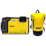 Nikon COOLPIX W300 žltý Holiday Kit