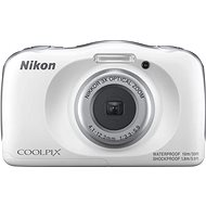 Nikon COOLPIX W150 biely backpack kit - Detský fotoaparát