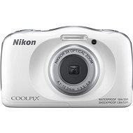 Nikon COOLPIX W150 biely Holiday kit - Detský fotoaparát