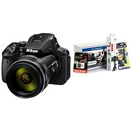 Nikon COOLPIX P900 + Alza Photo Starter Kit - Digitálny fotoaparát