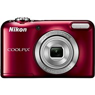 Nikon COOLPIX L31 červený