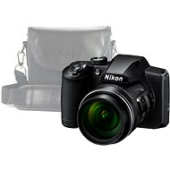 Nikon COOLPIX B600 čierny + puzdro - Digitálny fotoaparát