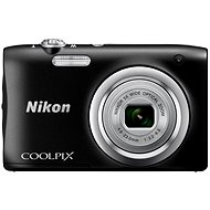 Nikon COOLPIX A100 čierny - Digitálny fotoaparát