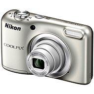 Nikon COOLPIX A10 strieborný - Digitálny fotoaparát
