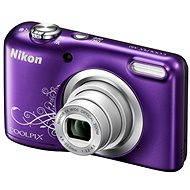 Nikon COOLPIX A10 fialový lineart - Digitálny fotoaparát