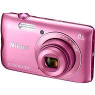 Nikon COOLPIX A300 ružový - Digitálny fotoaparát
