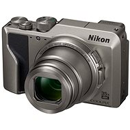 Nikon COOLPIX A1000 strieborný - Digitálny fotoaparát