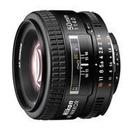 Objektív NIKKOR 50 mm F1.4 AF NIKKOR DA black -