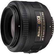 NIKKOR 35mm f/1.8 AF-S DX - Objektív