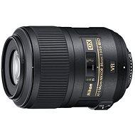 NIKKOR 85mm F3.5G AF-S DX Micro - Objektív