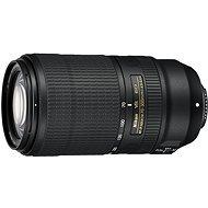 NIKKOR 70–300mm f/4,5 – 5,6E AF-P ED VR - Objektív